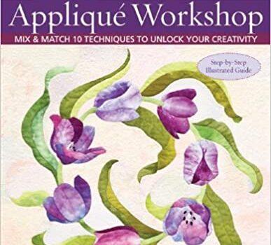 Applique Workshop: Mix and Match 10 Techniques to Unlock Your Creativity