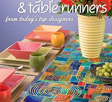 Skinny Quilts and Table Runners: From Today's Top Designers