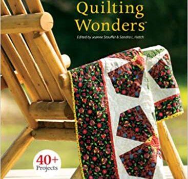 Weekend Quilting Wonders